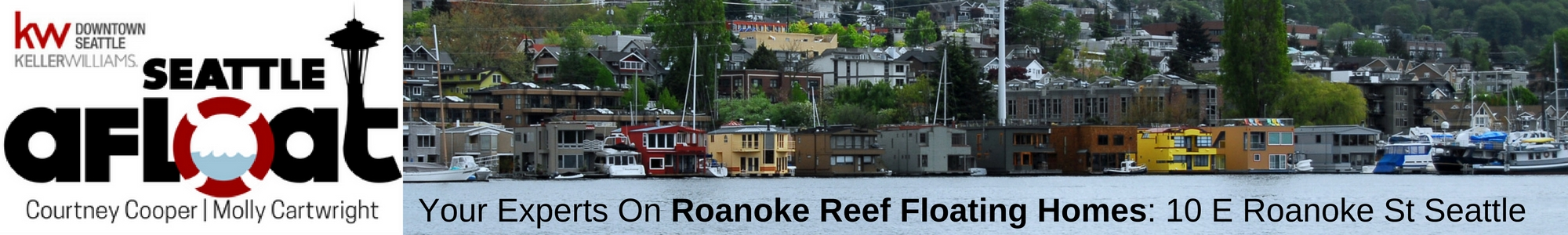 Roanoke Reef Houseboats:  10 E Roanoke